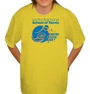 New SB School of Tennis T-Shirts - Front