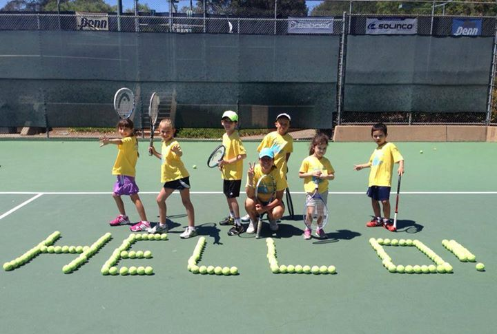 Summer Camps with Santa Barbara School of Tennis at Elings Park - Santa Barbara, CA