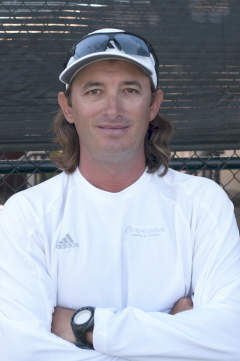 Dimitar Yazadzhiev - Owner and Tennis Director of Santa Barbara School of Tennis at DoubleTree Resort - Santa Barbara, California