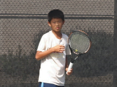 player: Joshua Wang